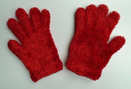 Prstové rukavice vel. 110-116-122-128-134-140, 122