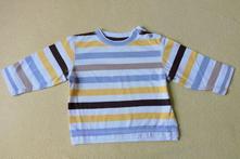 Tričko s dlouhým rukávem, c&a,62