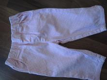 Letní kalhoty pro holčičku, baby mac,68