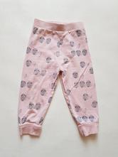 Pyžamové kalhoty, nutmeg,86