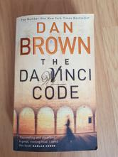 Kniha dan brown - the da vinci code,
