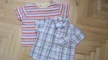Košile, tričko, c&a,86