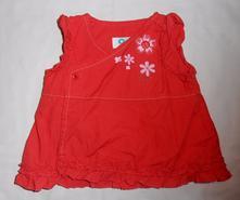 W277. zavinovací šaty 3-6 měs., 68