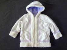 Fleecový kabátek, next,104