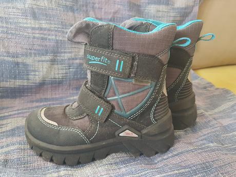 Zimní boty superfit s goretexem, cena i s dopravou, superfit,28