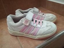 Tenisky kožené, adidas,30