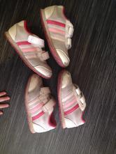 2 x tenisky adidas , 25