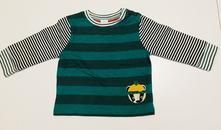 Bavlněné tričko dl. r., miniclub,68