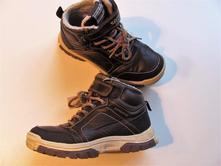 Chlapecké kotníkové boty č.005, 33