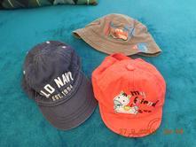 Kšiltovky,klobouček, 50