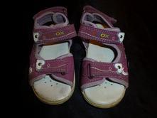 Blikající sandále geox vel. 25 , geox,25