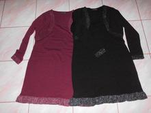 e54ea6ada843 Šaty   bonprix   Černá - Dětský bazar