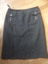 Dámská pouzdrová sukně, 36