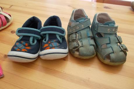Sandálky, papuče, 21
