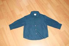 Košile s dlouhým rukávem pro kluka, vel. 98, 98