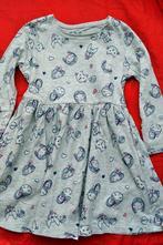 Bavlněné šaty se zvířátky  na 3-4r., f&f,104