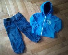 Set kalhoty + mikca, c&a,92