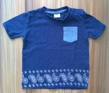 Bavlněné  tričko, 9-12m, f&f,80