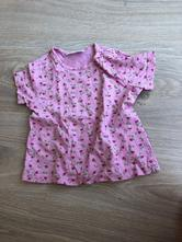 Růžové třešničkové tričko, pepco,80