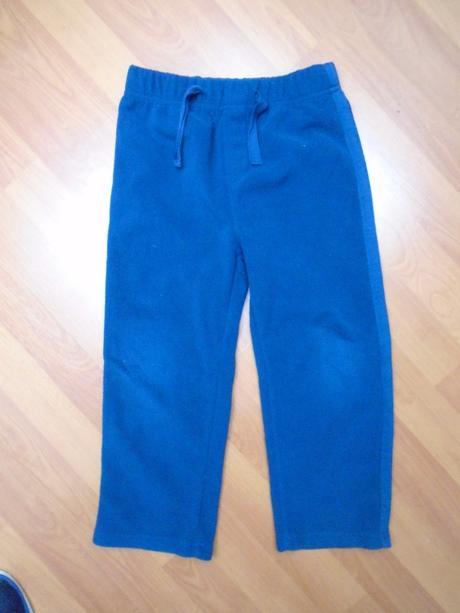 Teplé kalhoty, f&f,116