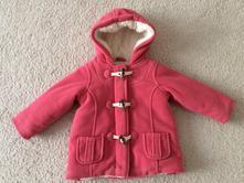 Luxusní zimní kabátek mothercare, mothercare,80