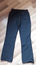 Sportovní šusťákové kalhoty, s