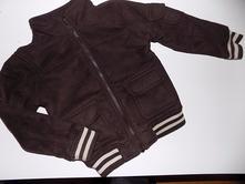 Frajerská bunda - imitace kůže, cherokee,116