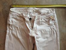 Bílé džíny bavlna replay na donošení vel.26 dámské, replay,s