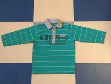 Tričko s límečkem 86-92, 86