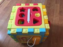 Multifunkční hrací kostka,