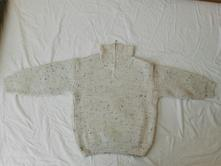 Teply svetr,cca 104, 104