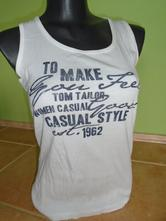 1754-tílko tom tailor vel.m, tom tailor,m