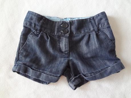 Džínové šortky, next,116