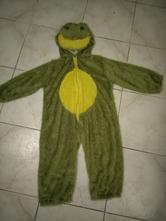 Kostým žaba,