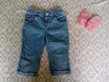 3/4 džíny na léto m&s pro holky, marks & spencer,104