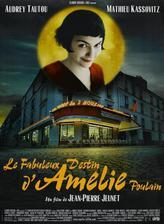 Le Fabuleux Destin d'Amélie Poulain -  Amélie z Montmartru (r. 2001)