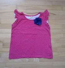Letní tričko s puntíky, 104