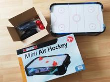 Mini air hockey - stolní hra,