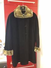 Vlněný kabát yves tanguy vel.46, 46