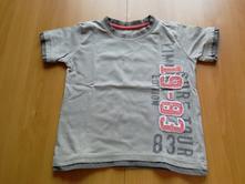 Tričko s krátkým rukávem 19-83, rebel,92
