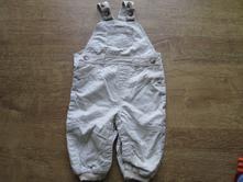 Plátěné lacláče kalhoty, 74