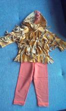 Karnevalový kostým kuřátko,
