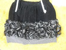 Manšestrová sukně, 122