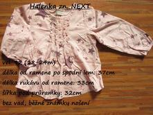 Halenka zn. next, next,92