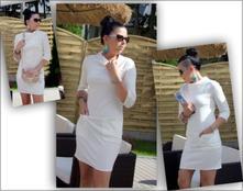 Šaty bella - více barev, l / m / s