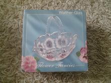 Skleněný košíček zn. walther-glass,