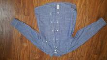 Džínová košile, h&m,116