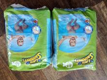 Plenky do vody, huggies,7 kg - 18 kg
