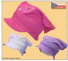 Dětská čepice, šátek, 745_11785, rockino,74 - 128