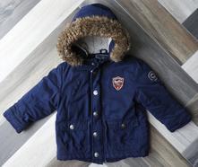 Teplý kabátek, f&f,92